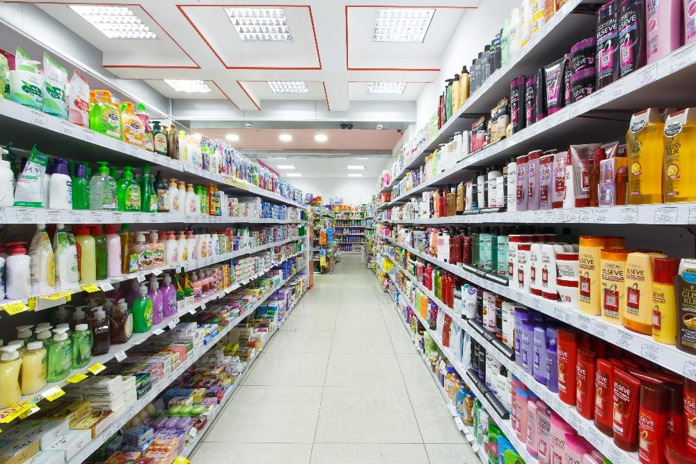 Магазины бытовой химии в картинках